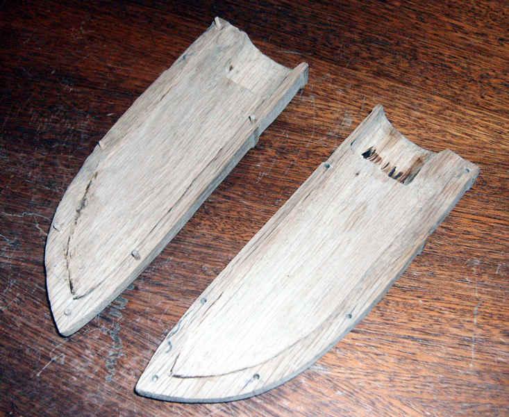 Как сделать чехол для ножа из дерева
