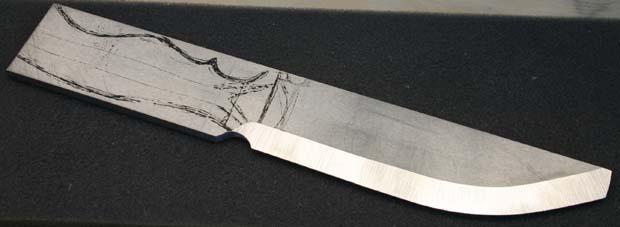 Из какой стали сделать нож своими руками