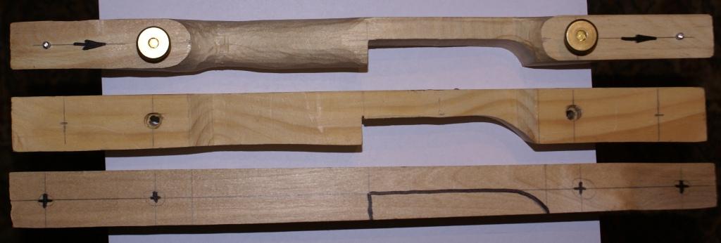 Сделать лук из дерева своими руками