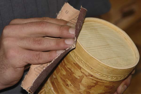 Изготовление туеса своими руками