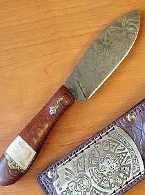 Клинок ножа своими руками