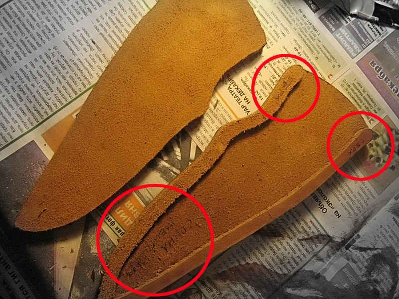 Как самому сделать ножны из кожи своими руками 46