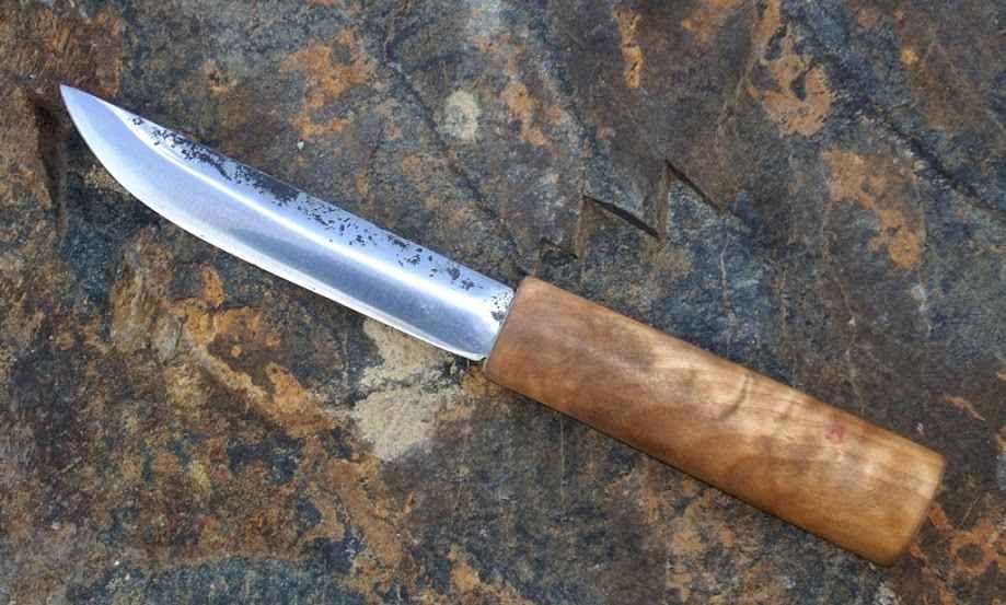 Якутский нож своими руками - Изготовление ножа - Как сделать нож - Каталог статей - Как сделать своими руками музыка из рекламы